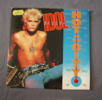 "Vinilo SG 7"" 45 rpm BILLY IDOL - HOT IN THE CITY"