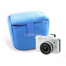 NDU Fotocamera Insert Partition Sacco Imbottito per Nikon 1 AW1 J3 S1 V2 J2 J1 V1