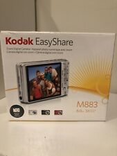Kodak EasyShare M883 8.0Mp Digital Camera - Silver