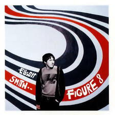 Elliott Smith - Figure 8 - Miniature Poster with Black Card Frame