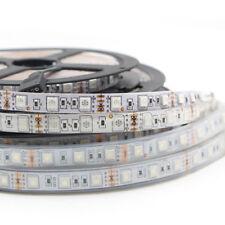 5m Wasserfest IP68 LED Lichtleiste Schwimmbad Unterwasser Seil Lichter 5050 RGB