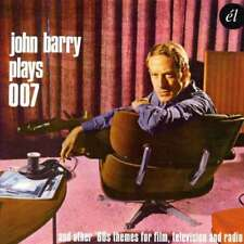 Barry,john - John Barry Plays 007 And Other NEW CD