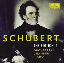 Schubert Edition Vol.1 Various Artists Audio CD