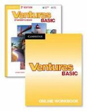 Ventures Basic Digital Value Pack (Student's Book with Audio CD and Online