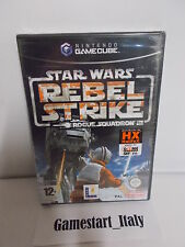 STAR WARS REBEL STRIKE ROGUE SQUADRON III 3 NINTENDO GAMECUBE - NUOVO NEW PAL