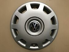 "1998-01 VW VOLKSWAGEN PASSAT 15"" GENUINE HUBCAP WHEEL COVER 3B0 601 147 D OEM"