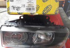 OPTICA PRINCIPAL FARO IZD BMW SERIE 7 E38 H7+H1 94 MAGNETI MARELLI  LPE612 NUEVO