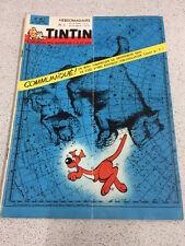 TINTIN  N°857 17e ANNEE  25 MARS 1965 REVUE MAGAZINE VINTAGE