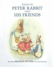Tales of Peter Rabbit and His Friends 13 Classic Stories w/ Illustrations 1984