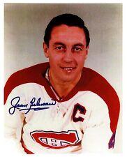 Jean Beliveau, Montreal Canadiens Captain - very Rare!