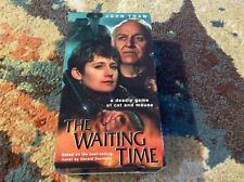 The Waiting Time Vhs Rare John Thaw 1999 Suspense Action Very Good