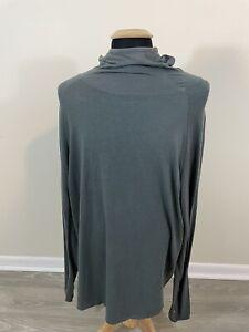 Nike SB Lightweight Pullover High Neck Hoodie Size 2XL XXL Distressed