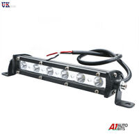 Led Light Work Bar 18W Light Lamp Driving Fog Offroad SUV 4WD Car Boat Truck ATV