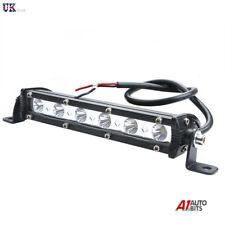 18w Led Work Light Bar Spot Lights Driving Lamp Offroad Car Truck Suv 12v 24v