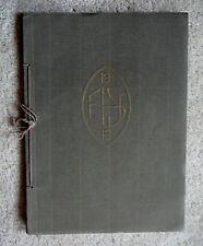 EDGAR NE NEB NEBRASKA - 1919 ORIGINAL HIGH SCHOOL ANNUAL YEARBOOK - EUC