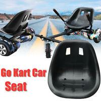 Go Kart Car Seat Adjustable Holder for Most Self Balance Balancing Scooter