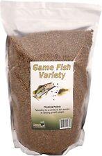 Natural Waterscapes Game Fish Food Variety | Pond and Lake Fish Food Pellets
