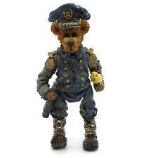 Boyds Bears 3208 Filbert Q Foghorn Ready for Duty Captain Sailor Shoebox