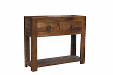 Brand New Dakota  Console Table -Solid Mango Wood      SSDCON2D