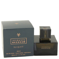 Intimately Beckham Night by David Beckham For Men 50ml EDT Spray Sealed Box Rare