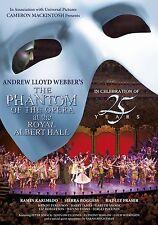 The Phantom of the Opera DVD - Andrew Lloyd Webber Musical Royal Albert Hall NEW
