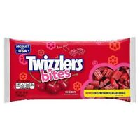 TWIZZLIER BITES CHERRY LICORICE CANDY BAG - 16oz - PACK OF 3