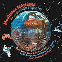 Musiques Metisses 40 Ans De Festival D'Angouleme - Various (NEW 3CD)