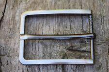 Métal Boucle ceinture pour 35mm 3.5cm Ceinture / RUBAN foncé LA REINE DES NEIGES