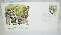 First Day of Issue The Wind in the Willows July 1979 FDC