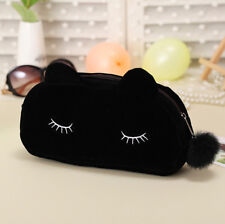 Beauty Cosmetic Makeup Bag Organizer Zipper Handbag Travel Toiletry Case Pouch