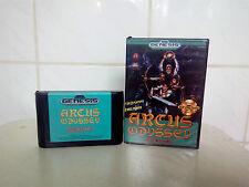 Arcus Odyssey for Sega Genesis or Mega Drive
