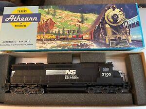 Athearn SD-45 Norfolk Southern Locomotive Car #3100 HO Scale