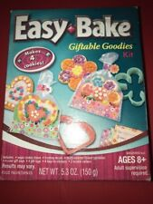 Easy Bake Oven Giftable Goodies Kit Vintage Easy Bake Mix Refill NEW Cookies