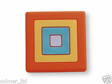 1pc x Kids Childrens Novelty Wardrobe Drawer Cabinet Cupboard Square Handle Knob