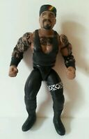 WWF - 1998 WWF WWE Jakks Kama Mustafa Wrestling Figure Nation Of Domination WCW