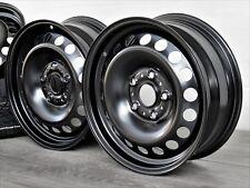 Für VW Polo 6R 6C 15 Zoll Stahlfelgen 6x15 ET38 5x100 Neu