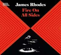 Rhodes, James-James Rhodes: Fire On All Sides CD   Very Good