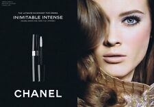 Nib Chanel Inmitable Intense Mascara #10 Noir (Black) Full Size!