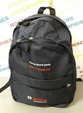 """Bosch 17"""" Backpack Rucksack Car Parts Tools Work Carry/Storage bag 4 Sections"""