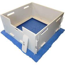 "MagnaBox Whelping Box - Factory Second - 48"" x 60"" x 20"" tall"