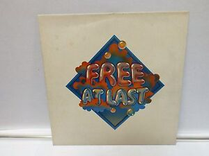 "Free ""Free At Last"" LP"