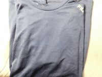 FILA SPORT Tru-Dry Space-Dyed Tee Men's Size Large Blue Brand New Free Shipping