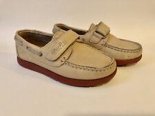 Gorila Boy's Shoes Classic European Loafers Size EUR 29 US 11.5 Beige