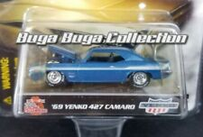 Racing Champions 1:64 '69 YENKO 427 Camaro Rubber Tires