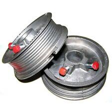 Garage Door Cable Drums for 7' & 8' High Doors 400-8 (Pair)