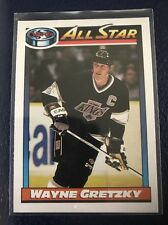WAYNE GRETZKY  1991-92 O-Pee-Chee #258  NM/MT+  Pack Fresh w/Top Loader!