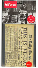 VE-Day  - Victory in Europe replica Newspaper WW2