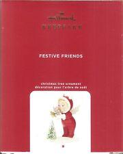 2020 Hallmark Ornament   Festive Friends