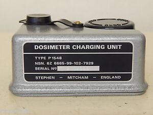 Stephen Dosimeter Charging Unit, For Quartz Fibre Dosimeters, Type: P1548 [D10B]
