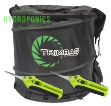 Trimbag Hand-held Collapsible Dry Trimmer (Friction) w/ 2 Free Pairs of Scissors
